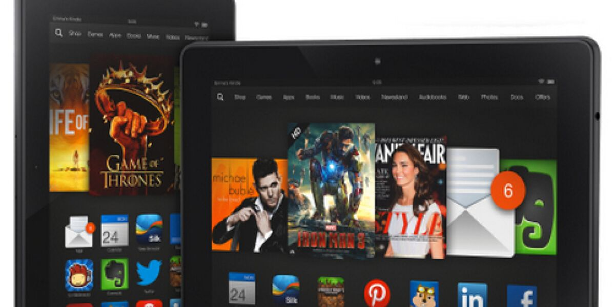 Amazon integriert Buchhändler in Kindle-Verkauf