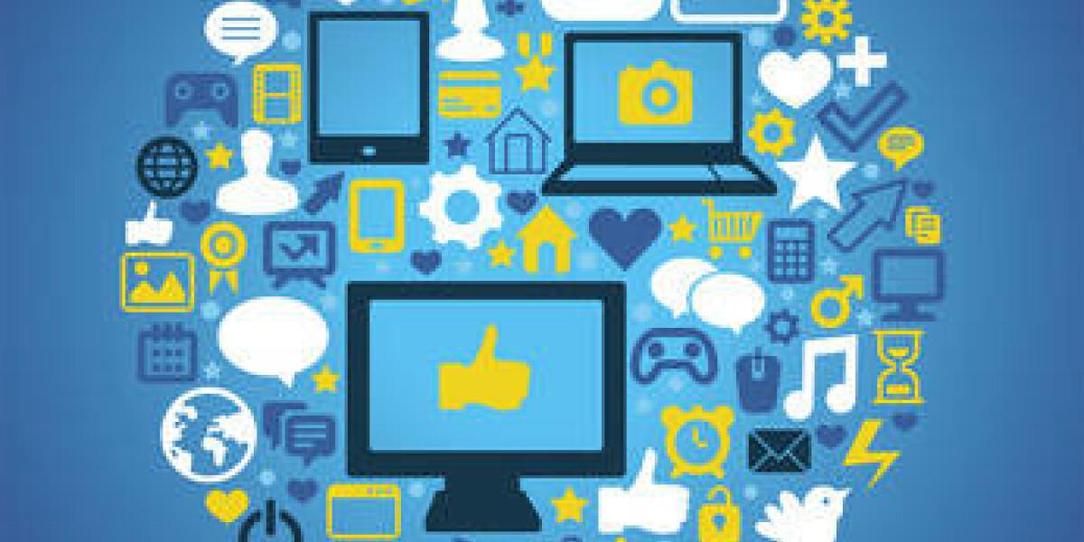 Smartphone-Hersteller in Social Media