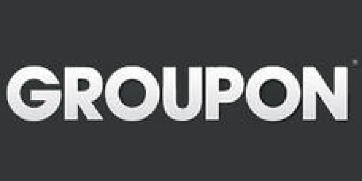 Drittes Quartal 2013 bei Groupon