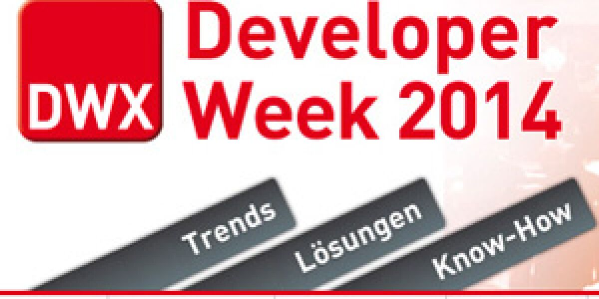 Developer Week 2014
