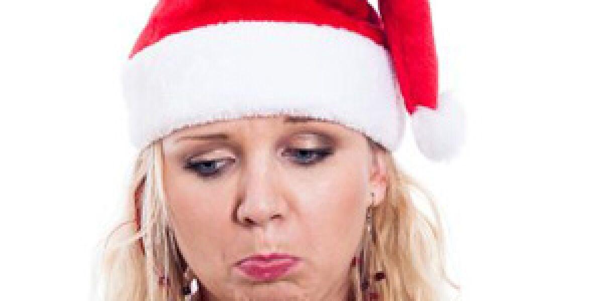 Bestellungen im Weihnachtsgeschäft