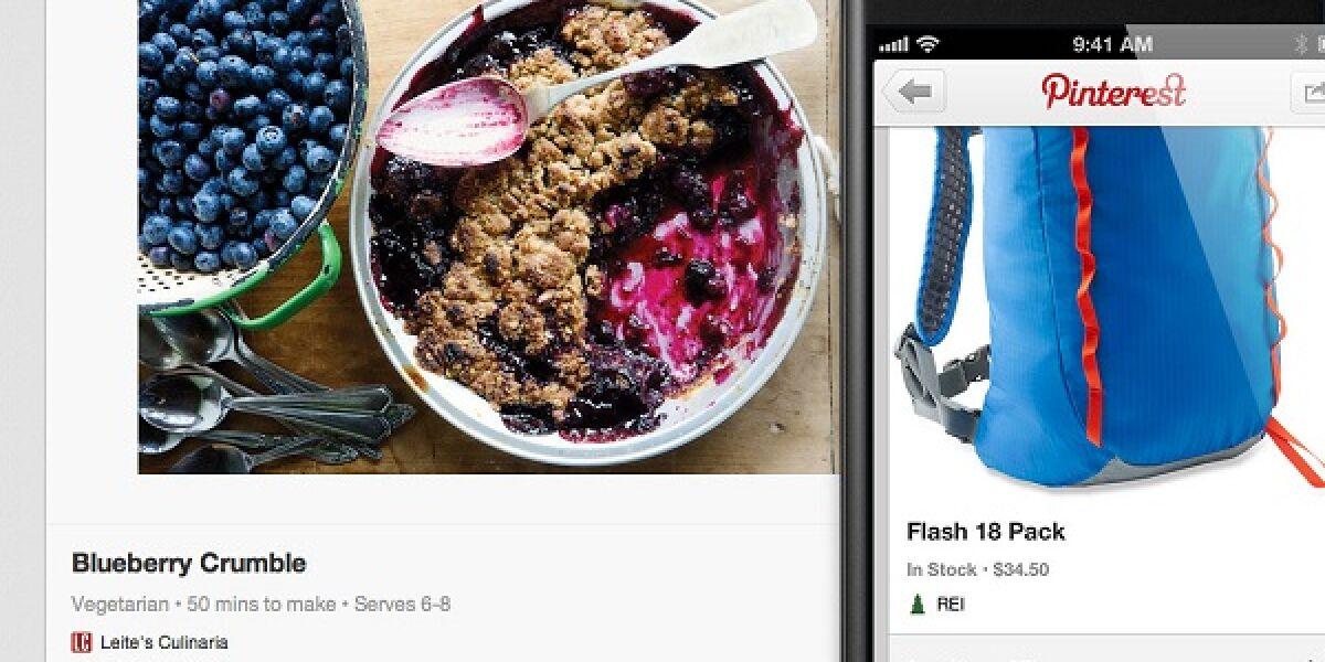 Pinterest kauft sich Unterstützung für die visuelle Suche