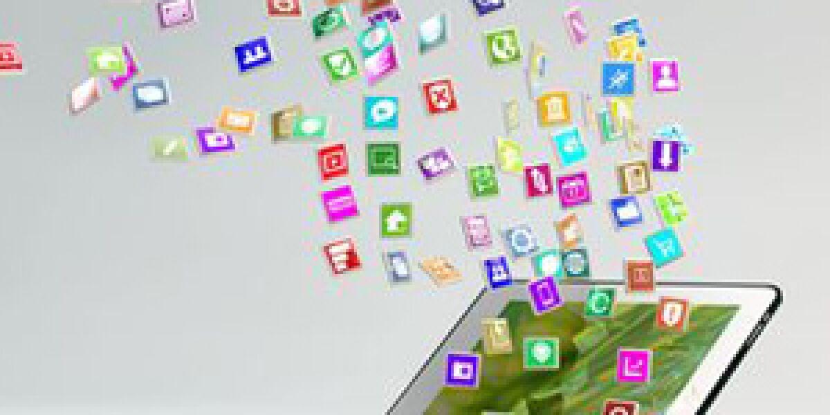 Zalando startet iPad-App
