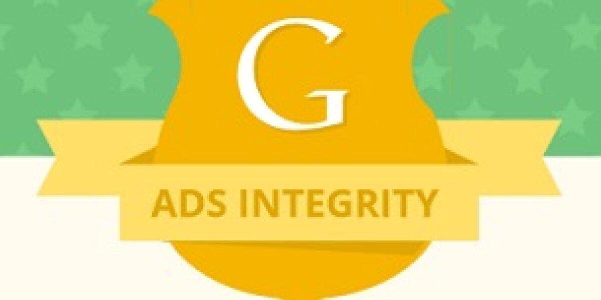 Bad Ads-Report 2013 von Google