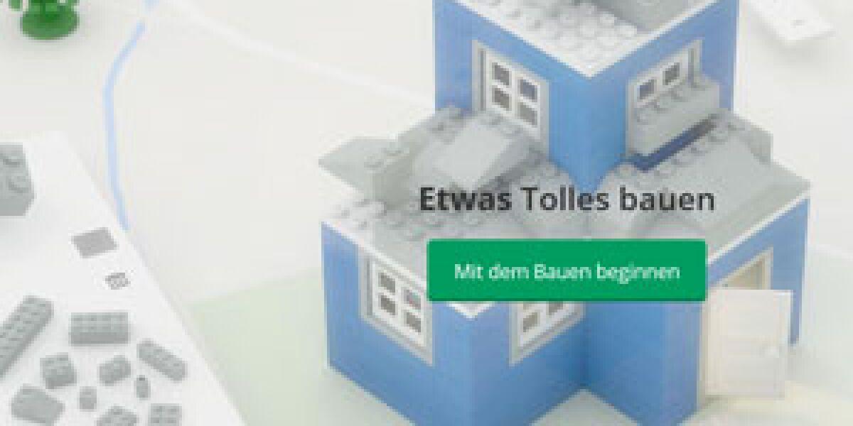 Neue Internet-Anwendung Build with Chrome