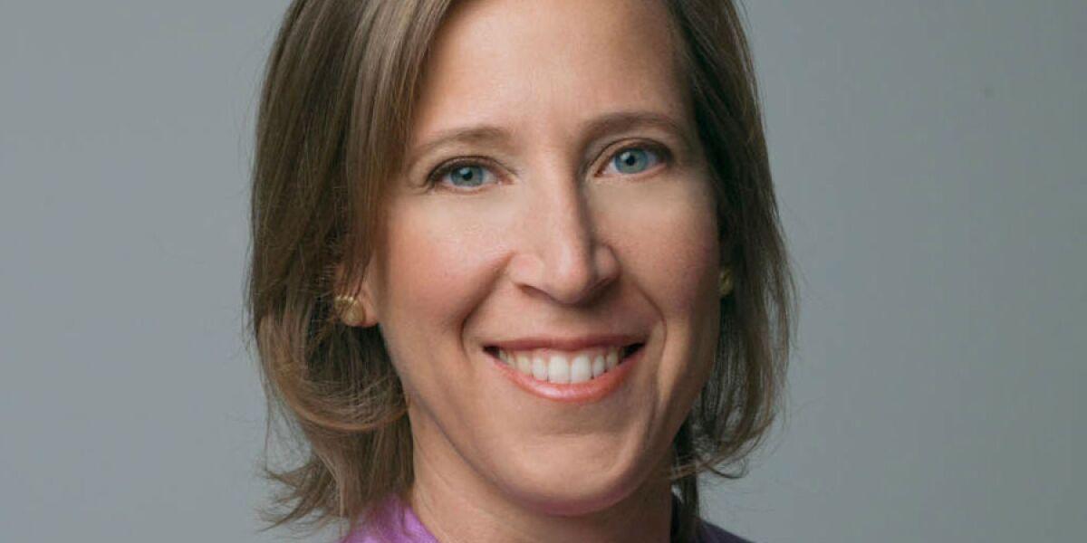 Susan Wojcicki wird YouTube-Chefin