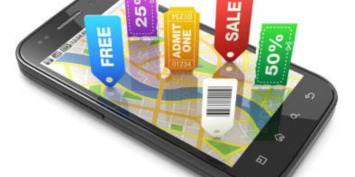 Einkaufen per Smartphone und Tablet