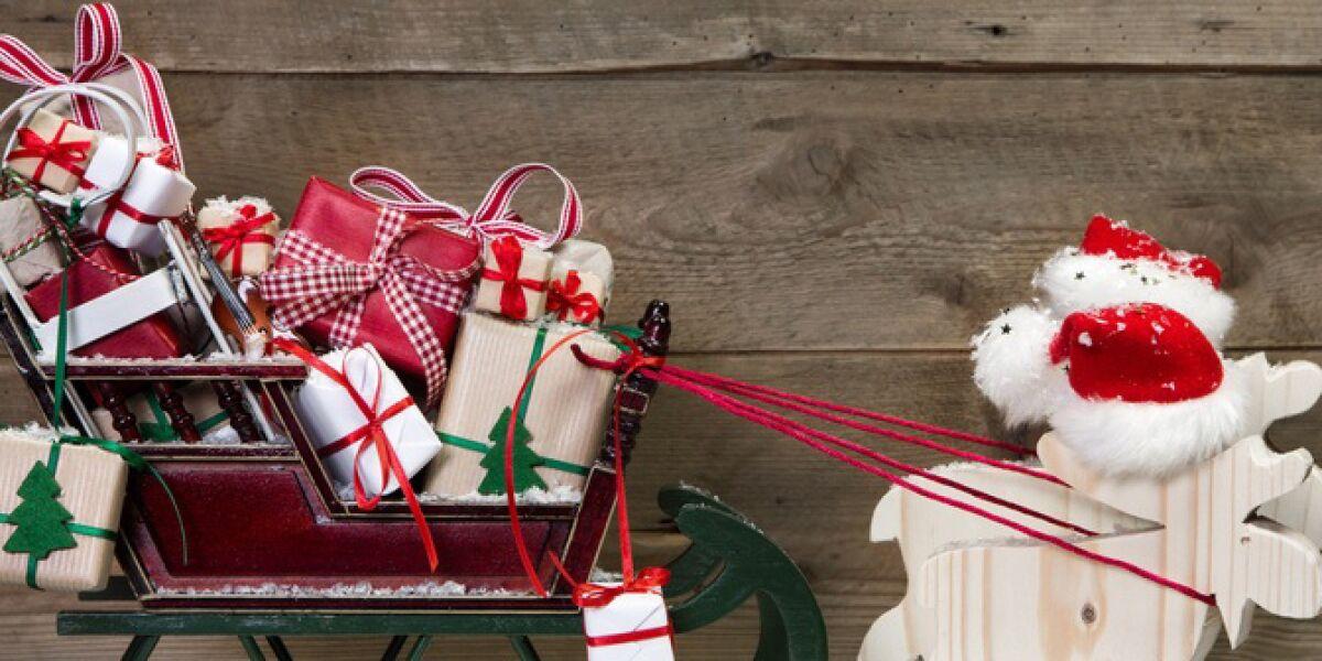 Online-Käufer wollen viel Geld zu Weihnachten ausgeben