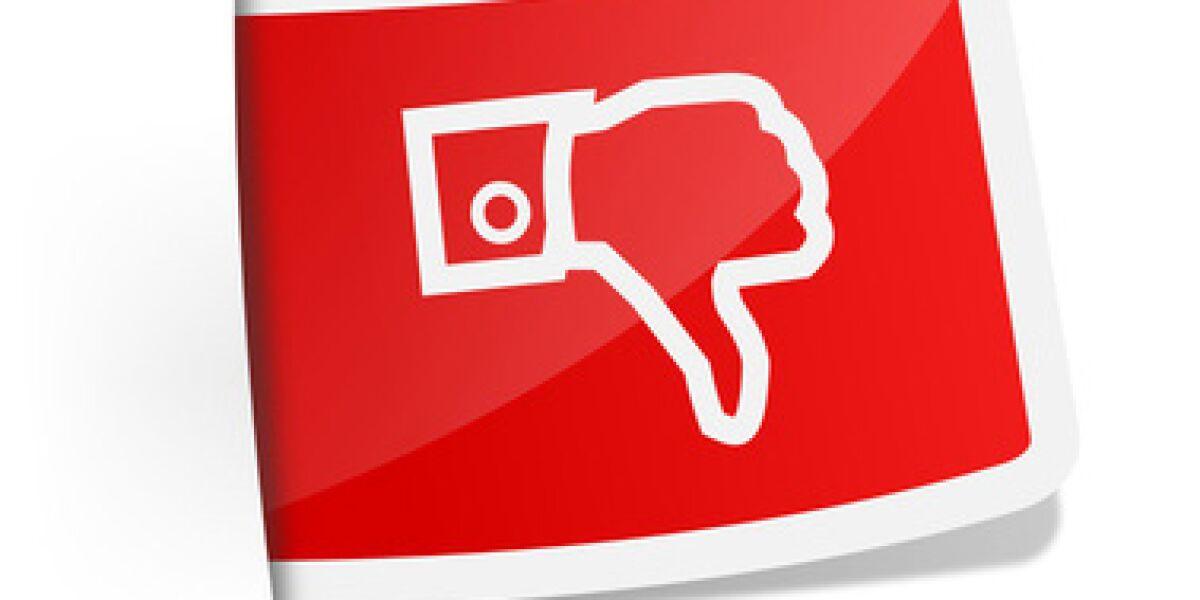 Händler-Sturm der Entrüstung gegen Yelp