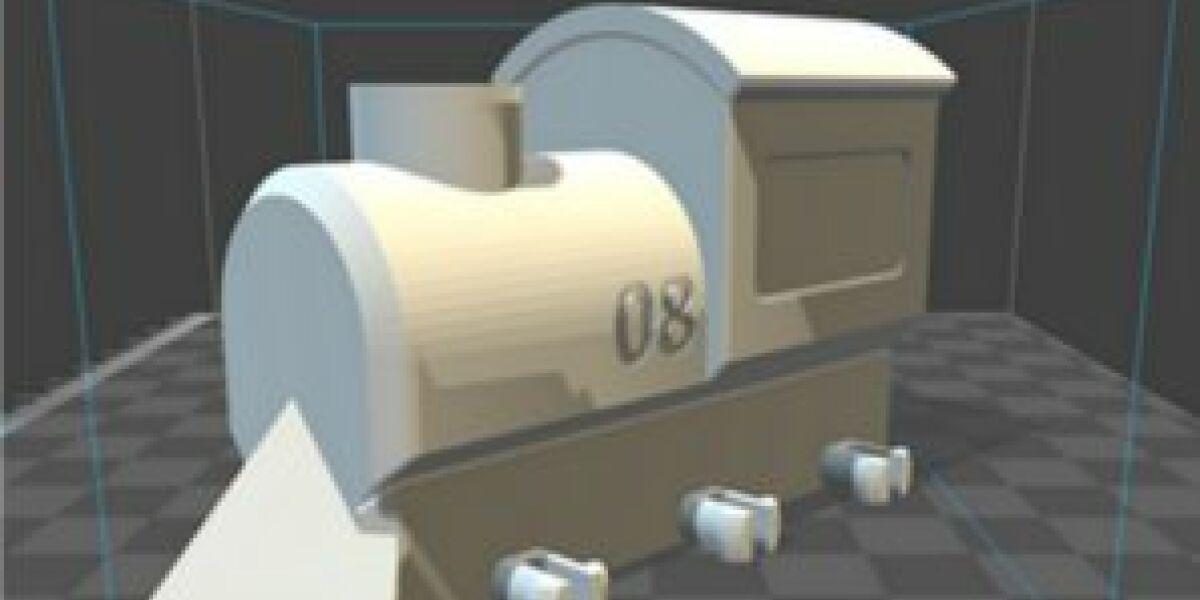3D-Drucker-App von Microsoft