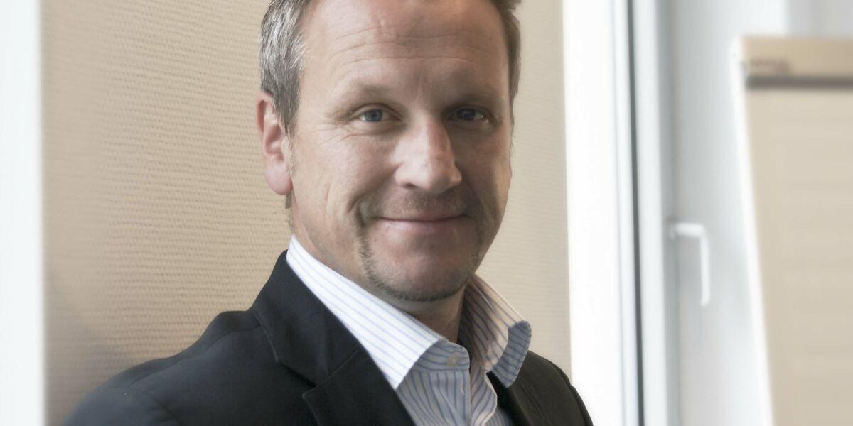 Gerrit Seidel, CEO der Sofort AG