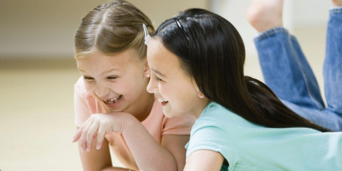 Suchen und spielen - wie Kids das Internet nutzen