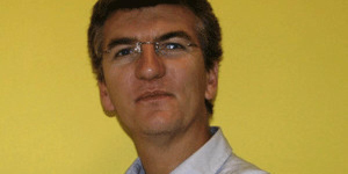 Laurent Cordier, Ad Exchange European Sales Director bei Doubleclick