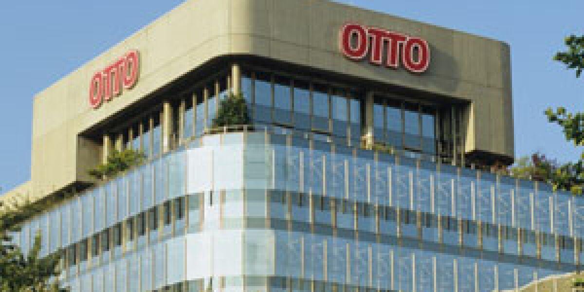 Otto wächst in allen Geschäftssegmenten