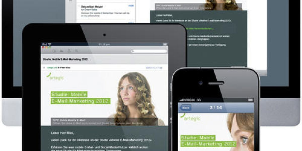 Mobile E-Mail-Marketing