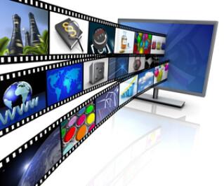 Filme fliegen aus Web-TV heraus