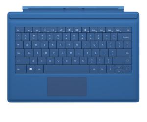 Für produktives Arbeiten bietet Microsoft einen passenden Bidlschirmschutz mit Tastatur an. Das praktische Extra kostet allerdings 130 Euro.