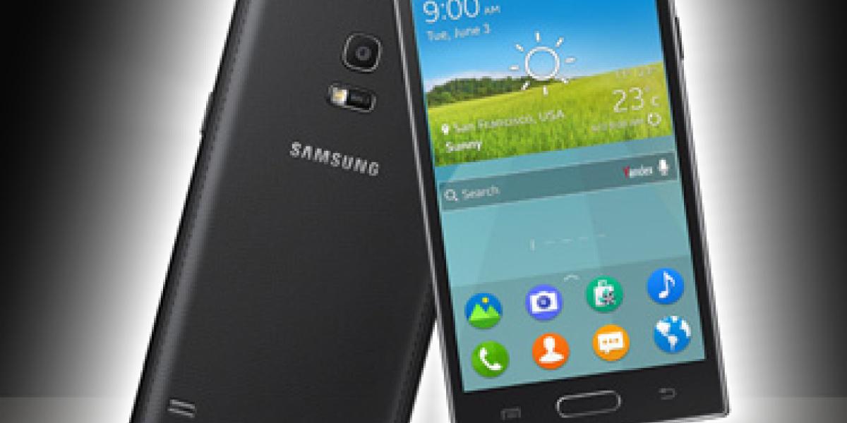Samsung präsentiert mit dem Samsung Z sein erstes Smartphone, das mit dem Betriebssystem Tizen läuft. Das 4,8-Zoll-Gerät soll noch im dritten Quartal 2014 kommen.
