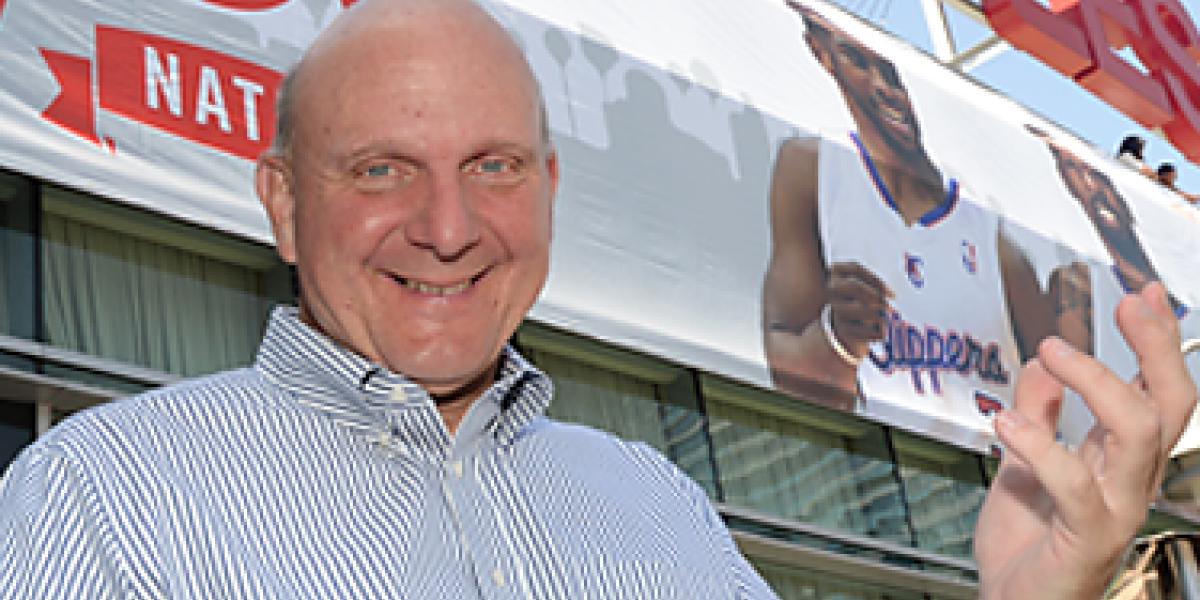 13 Jahre war Steve Ballmer als Microsoft-CEO tätig. Jetzt verfolgt er persönlichere Ziele und möchte sich auf den Saisonstart seines eigenen Basketball-Teams vorbereiten.