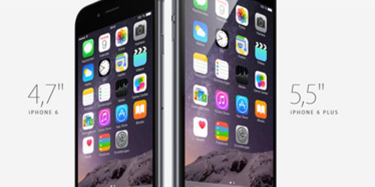 Die IT-Marktforscher von IHS iSuppli haben Apples neue iPhone 6 Palette zerlegt und die Materialkosten der Geräte ermittelt. Demnach belaufen sich die Produktionskosten auf nur 200 - 260 US-Dollar.