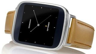 Asus ZenWatch - Die Asus ZenWatch (199 Euro) verfügt wie auch die Samsung Gear S über ein gebogenes Display. Das Android-Wear-Gerät kann mit allen Android-Devices ab Version 4.3 verbunden werden.