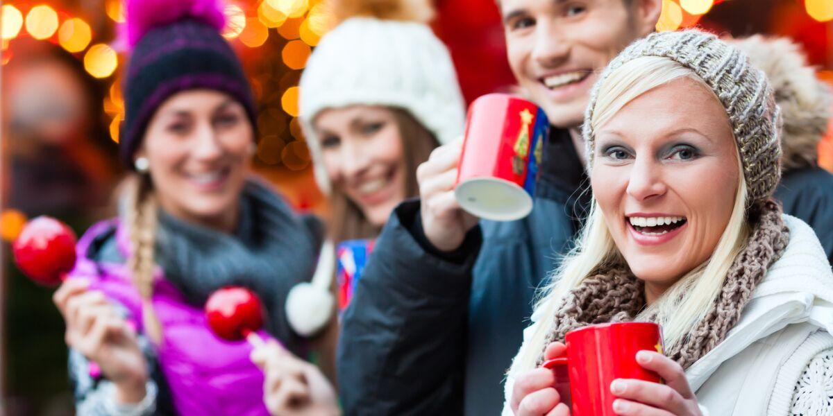 Die Verbraucher starten gut gelaunt ins Weihnachtsgeschäft