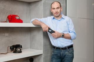 Vladimir Martynov, CEO von Yota Devices