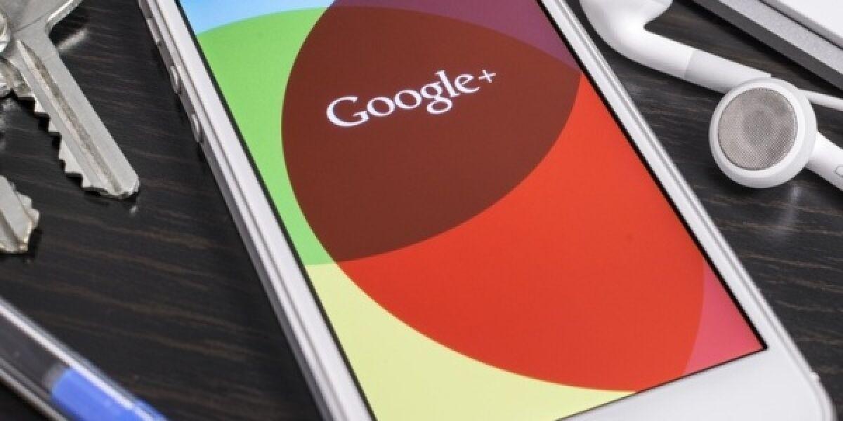 Smartphone-Google+
