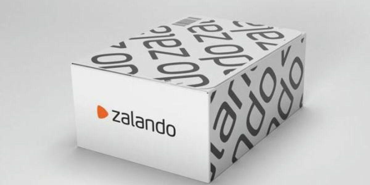 Zalando Paket neues Design
