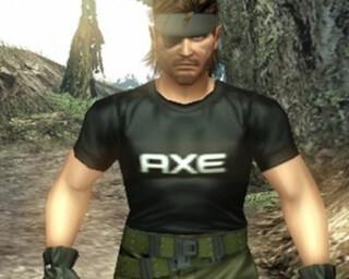 In-Game Adverising von Axe