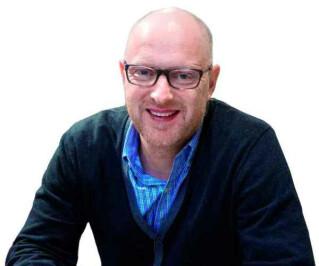 Henri Stelzer ist Geschäftsführer von Parkett Direkt