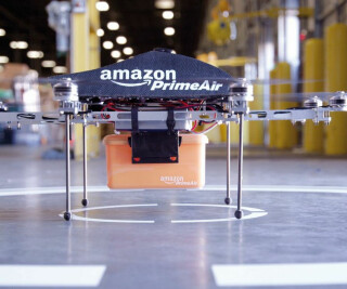 Amazon Drohne PrimeAir