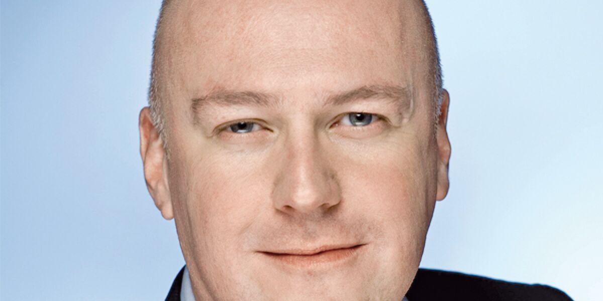 Paul Mudter Geschäftsführer bei IP Deutschland