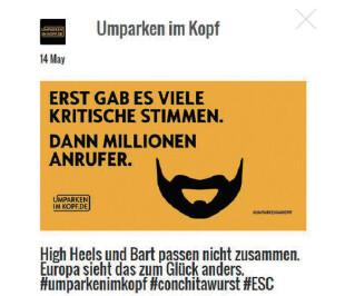Opel Image Kampagne Umparken