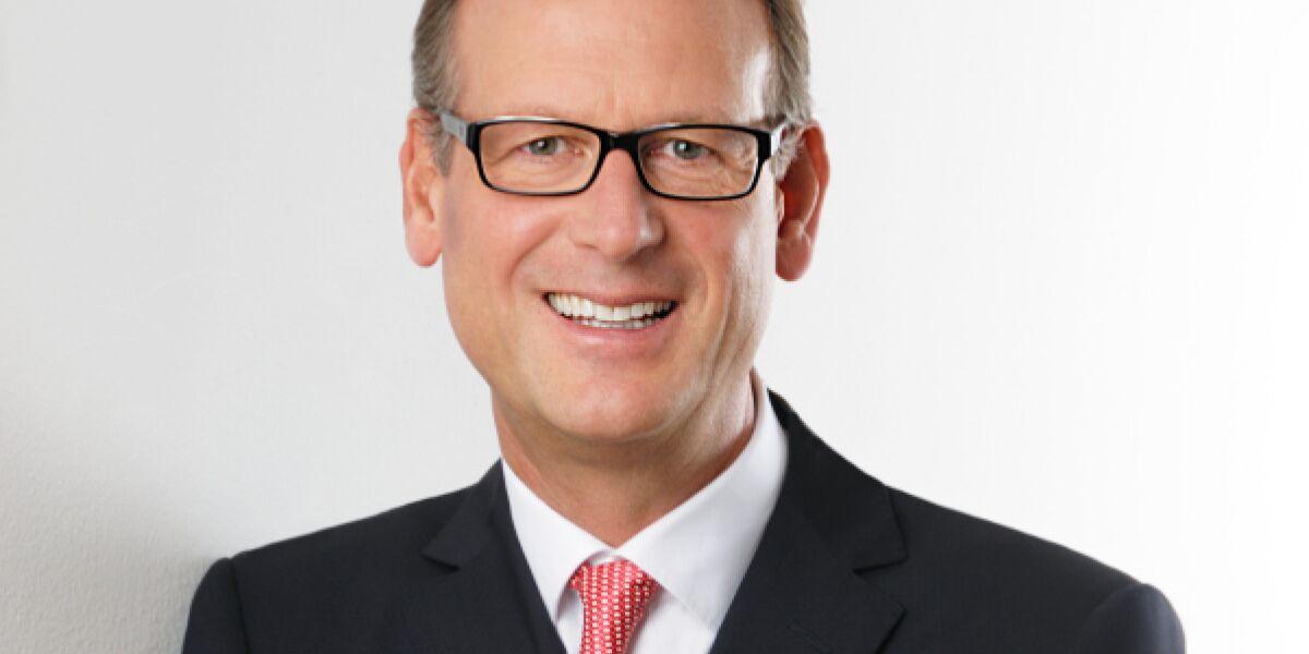 Klaus Hellmich, Geschäftsführer Multichannel bei der Galeria Kaufhof GmbH