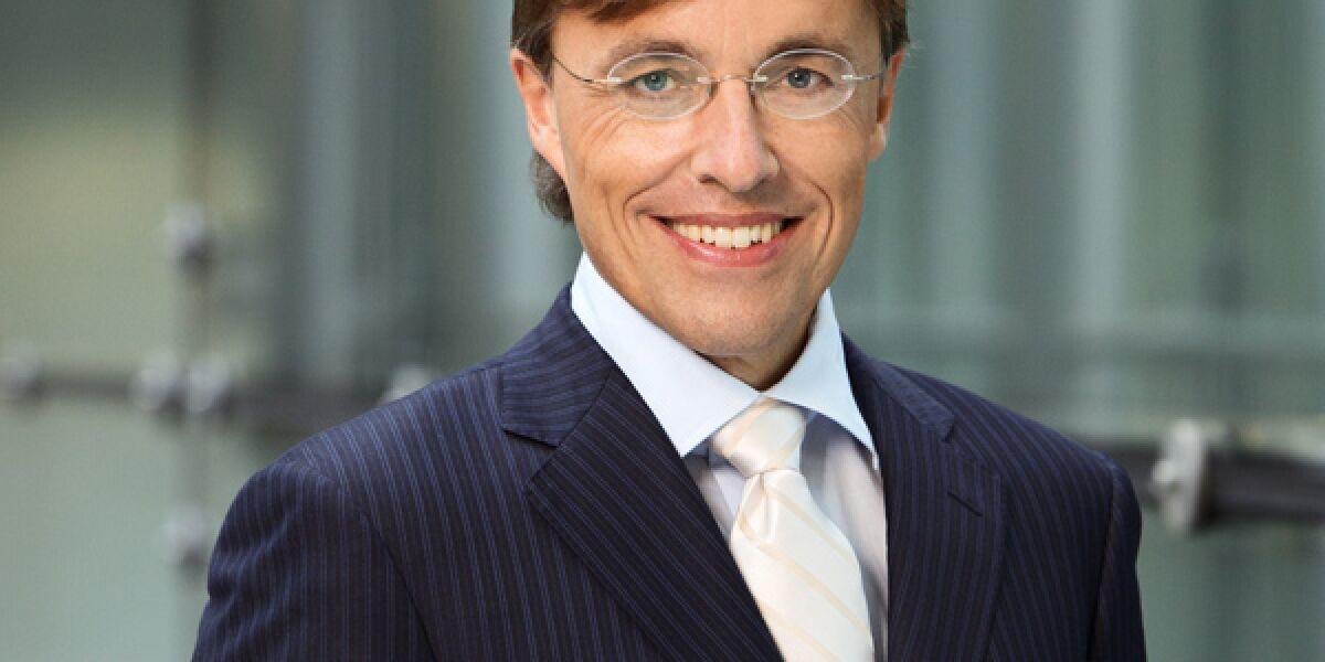 Andreas Wiele von Axel Springer