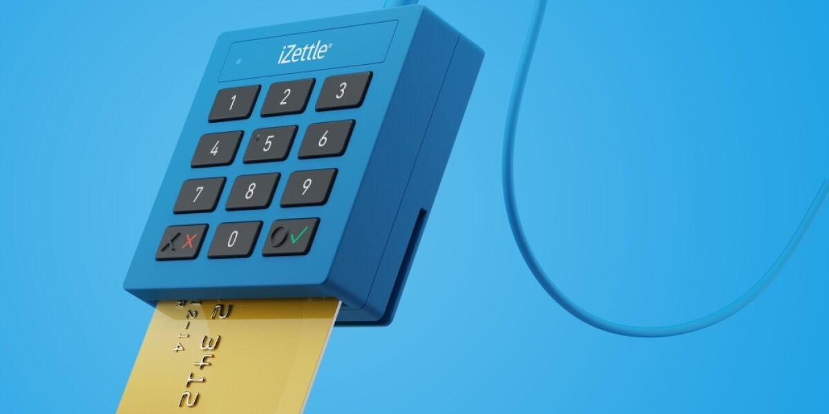 Card Reader Lite von iZettle