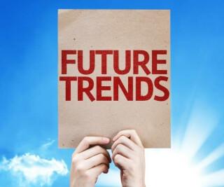 Plakat Future Trends