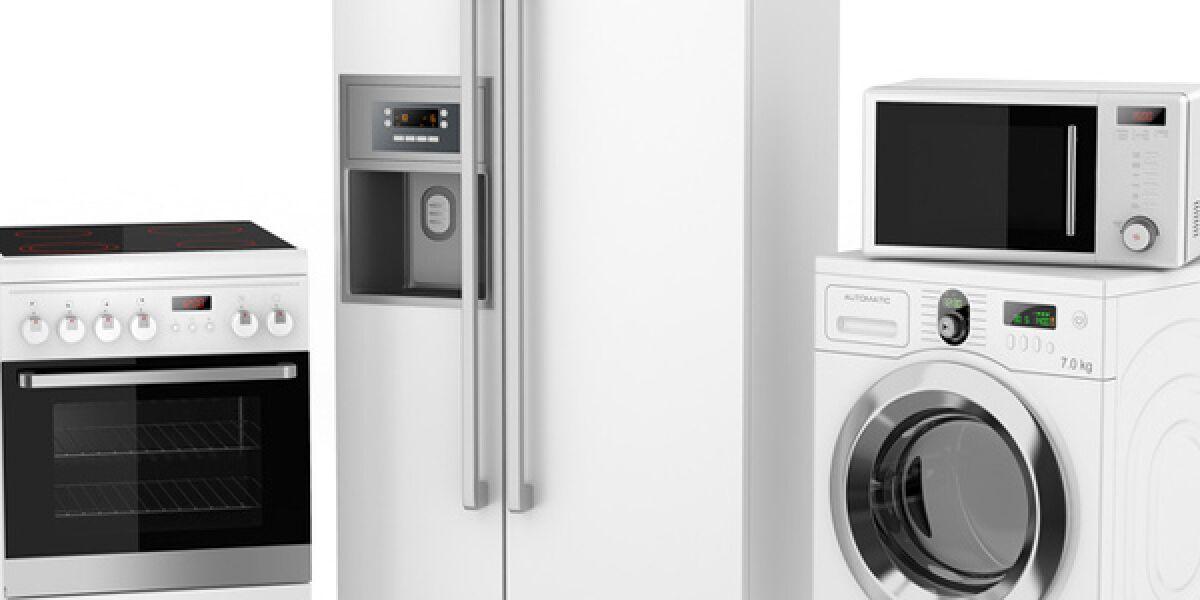 Herd Kühlschrank Waschmaschine