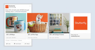 Facebook Product Posts