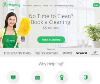 Webseite Spickify