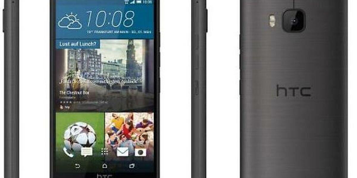 So sieht das neue HTC One (M9) aus