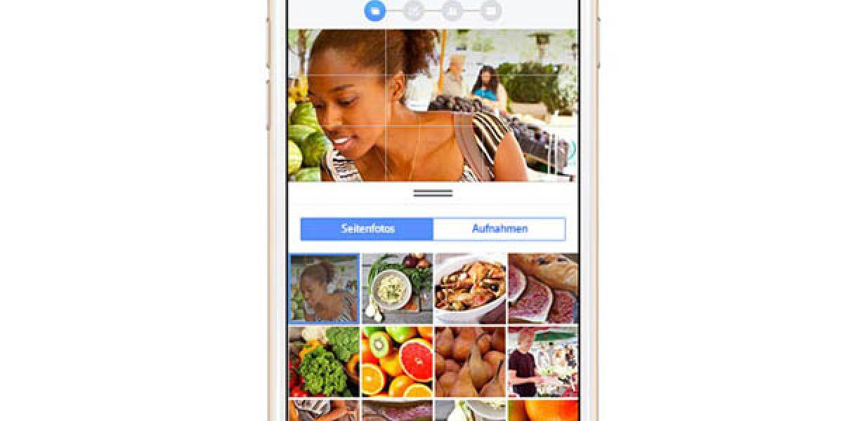 Die Werbeanzeigenmanager-App von Facebook