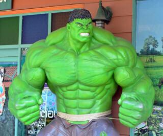 Hulk als Figur