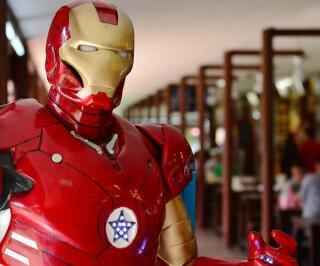 Iron Man als Figur