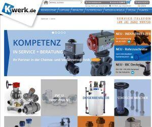 Screenshot Kwerk.de