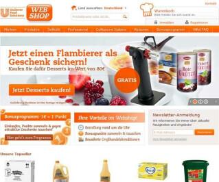 Screenshot Shop-UFS.com