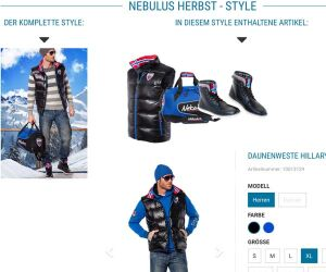 Screenshot Nebulus.biz