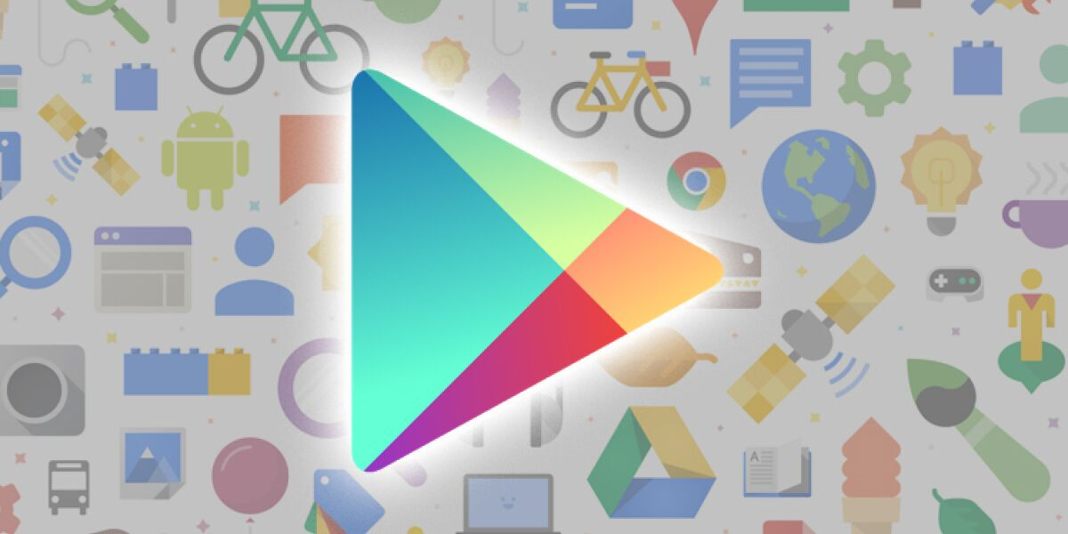 Google Play Store Icons