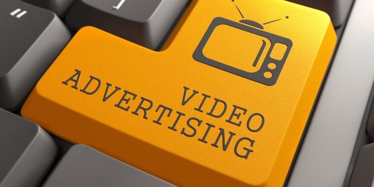 Video Advertising Tastatur-Auszug